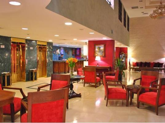 Al Fanar Palace Hotel, Wadi Essier