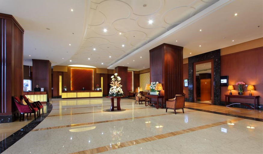Modern 2BR Apartment @ Mangga Dua Residence By Travelio, Central Jakarta