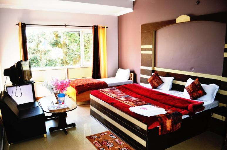 Sambyal Wings Hotel, Kangra