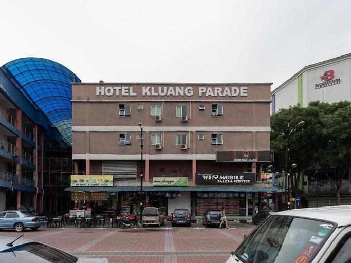 Room V @ Kluang Parade, Keluang