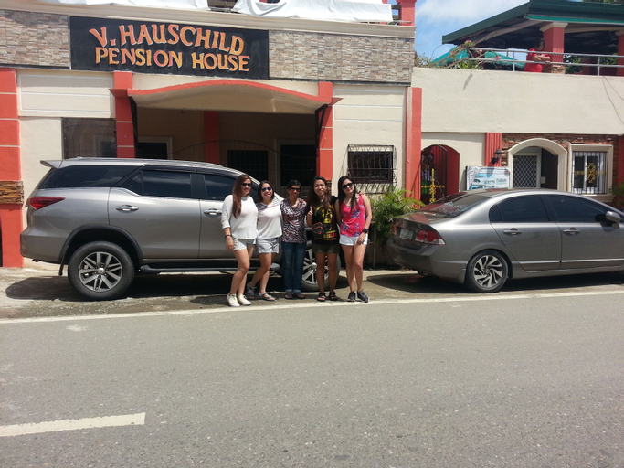 V.Hauschild Transient House B, Alaminos City