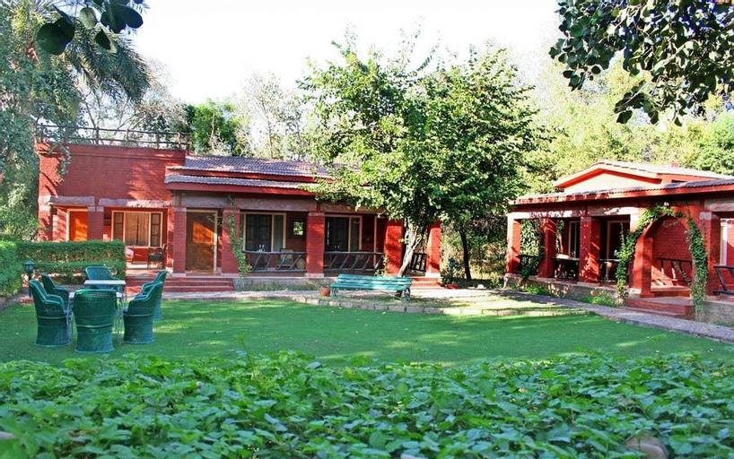WelcomHeritage Maharani Bagh Orchard Retreat, Pali