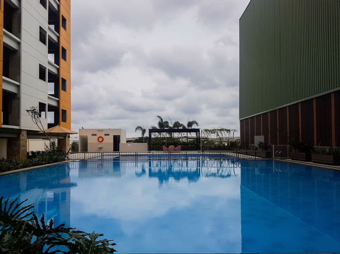 Spacious 2BR Bandara City Apartment near Soekarno Hatta, Tangerang