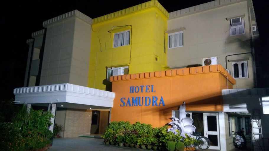 Hotel Samudra, Puri