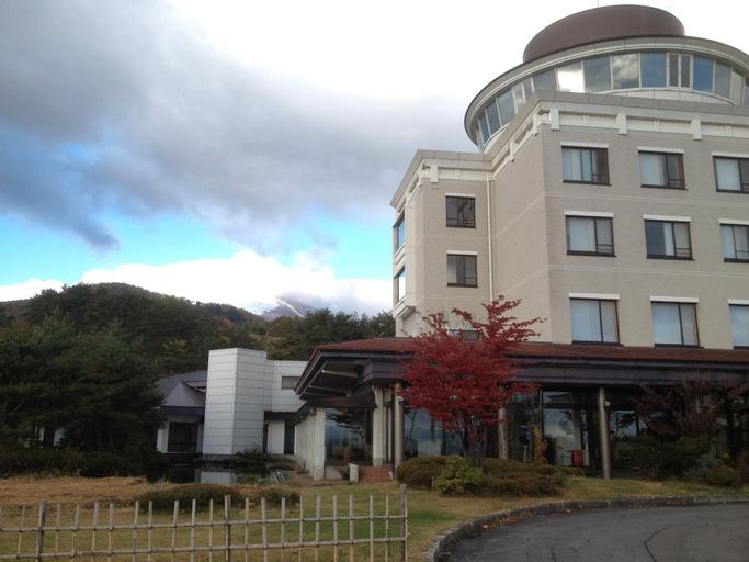 Iwate Yakehashiri Ikoinomura Iwate, Hachimantai