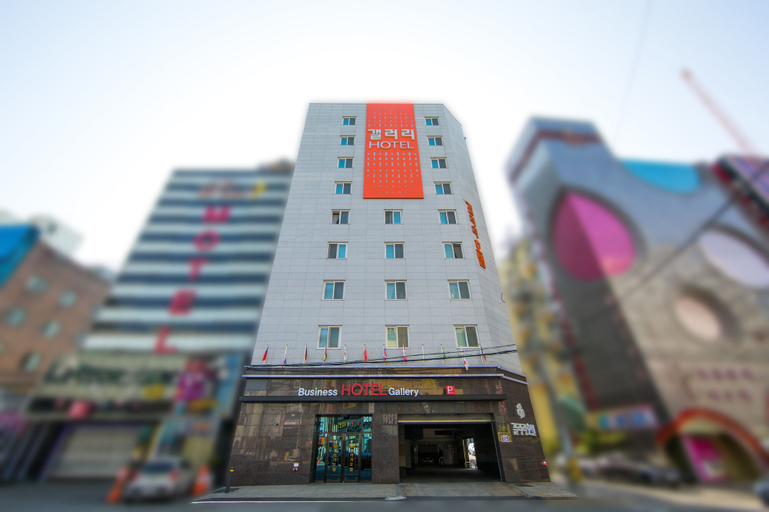 Gallery Hotel, Gwangsan
