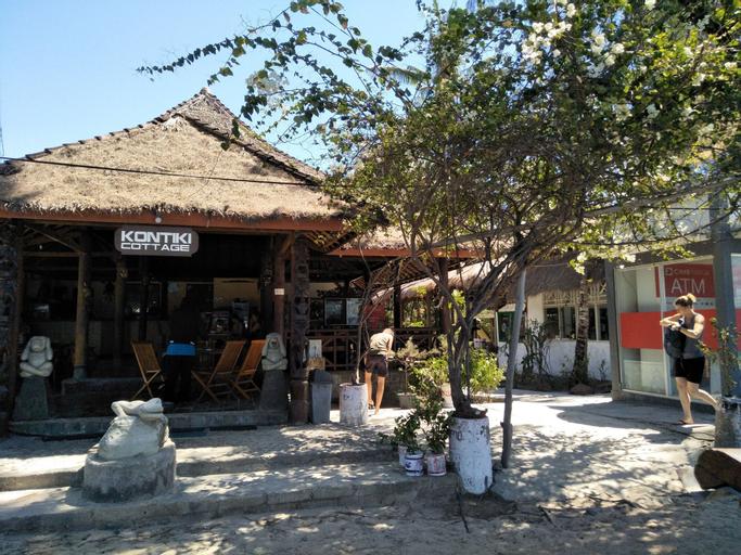 Kontiki Cottage, Lombok