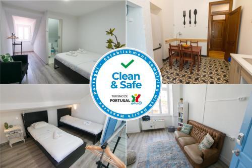 Change The World Hostels - Cascais - Estoril, Cascais