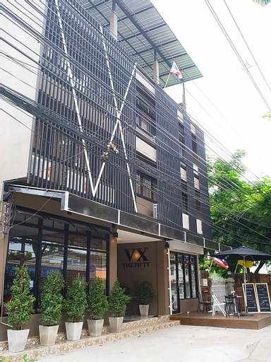 VX The Fifty - Hostel, Wattana