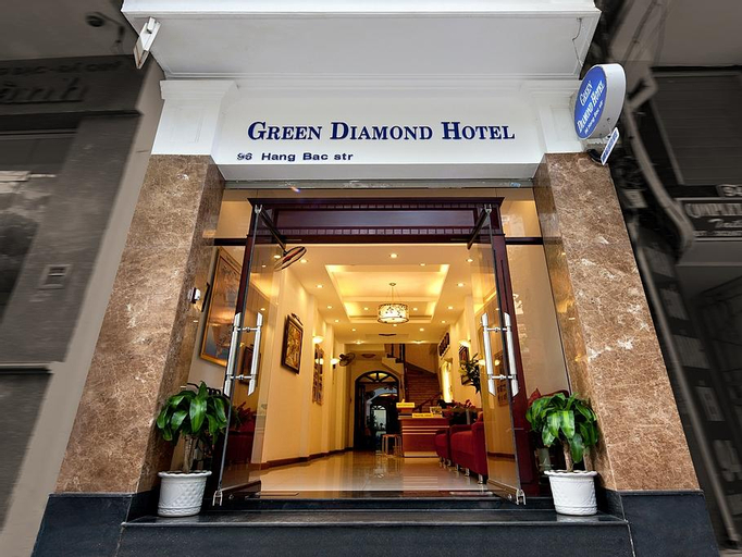 Green Diamond Hotel, Hoàn Kiếm
