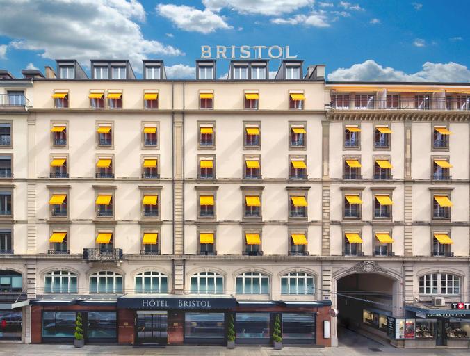 Hotel Bristol, Genève