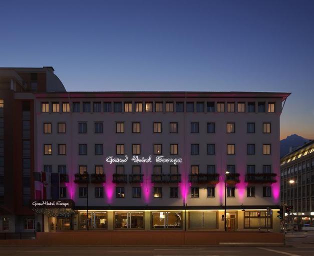 Grand Hotel Europa - Since 1869, Innsbruck