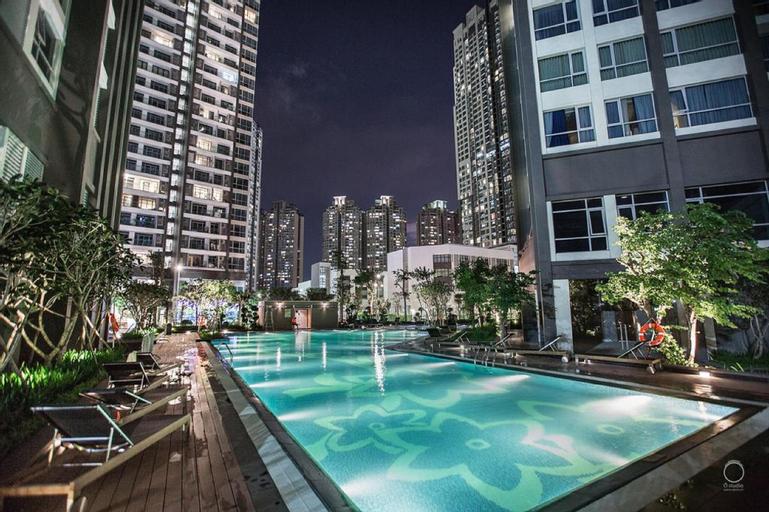 Hoasun Boutique Apartment - Vinhomes Central Park, Bình Thạnh