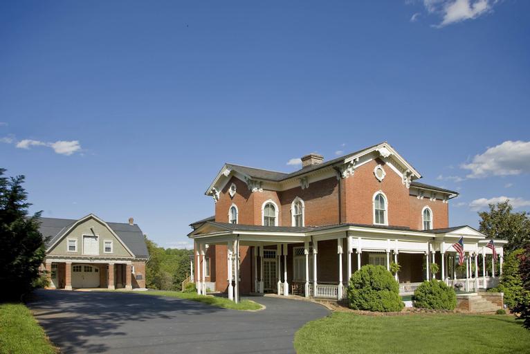 The Carriage House Inn Bed & Breakfast, Lynchburg