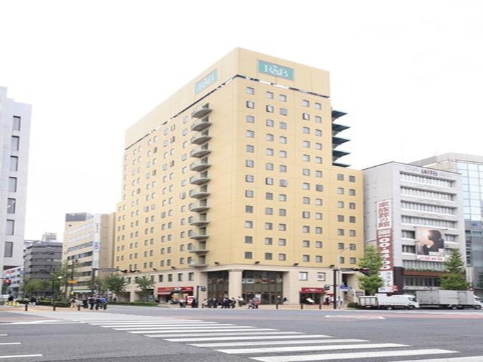 R&B Hotel Shinyokohamaekimae, Yokohama