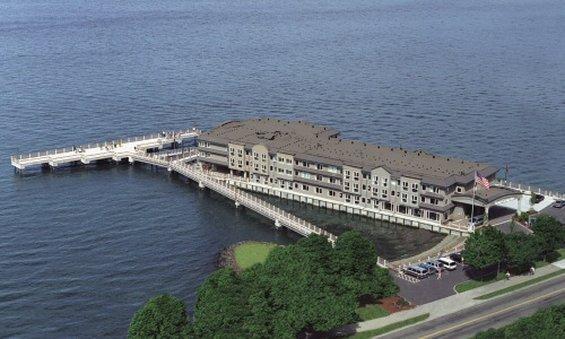 Silver Cloud Inn - Tacoma Waterfront, Pierce