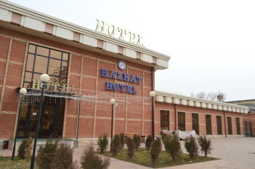 Hazrat Hotel, Tashkent City