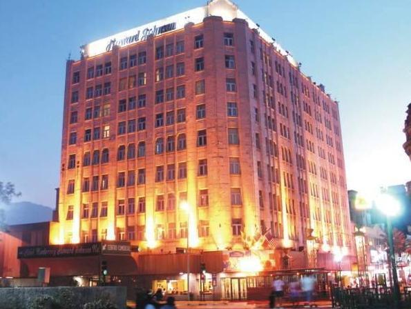 Hotel Monterrey Macroplaza, Monterrey