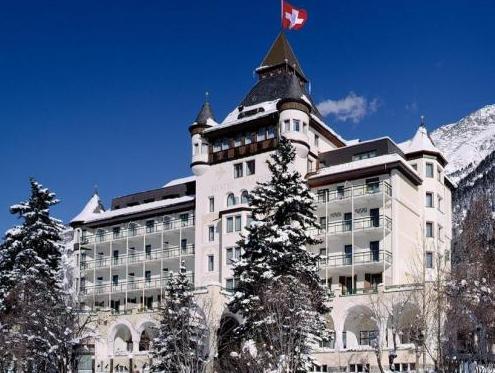 Hotel Walther Pontresina, Maloja