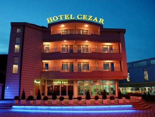 Cezar hotel Banja Luka, Banja Luka