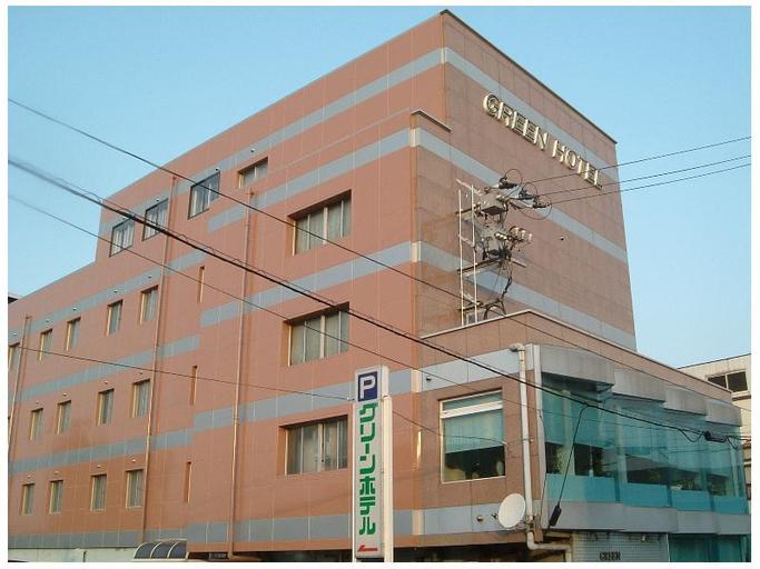 Green Hotel Aizu, Aizuwakamatsu
