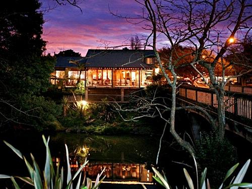 Bridgehouse Lodge, Rodney