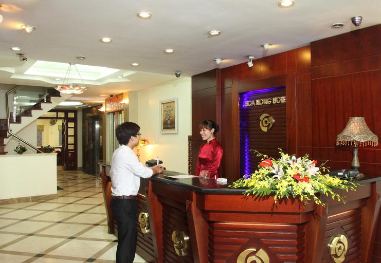 Hoa Hong Hotel 2 - Xa Dan, Đống Đa