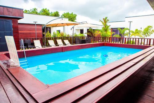 Bronbella Villa Resort, Saramaccapolder