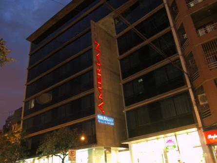 Amerian Tucuman Apart & Suites, Capital