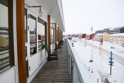 Hotel Hvide Falk,