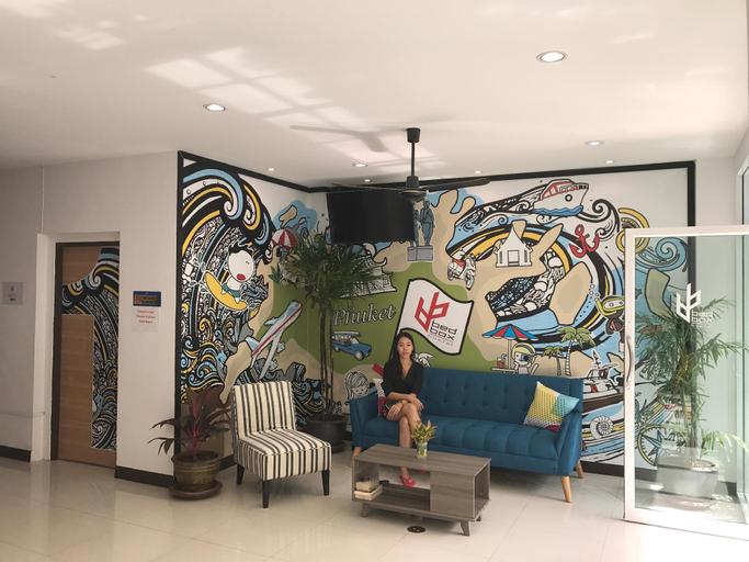 Bedbox Guesthouse & Hostel, Pulau Phuket