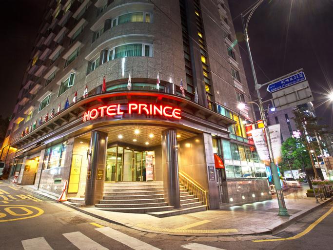 Prince Hotel Myeongdong, Jongro