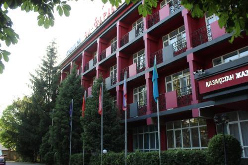 Al Farabi Hotel, Almaty (Alma-Ata)