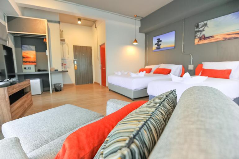 7 Days Premium Hotel Pattaya, Pattaya