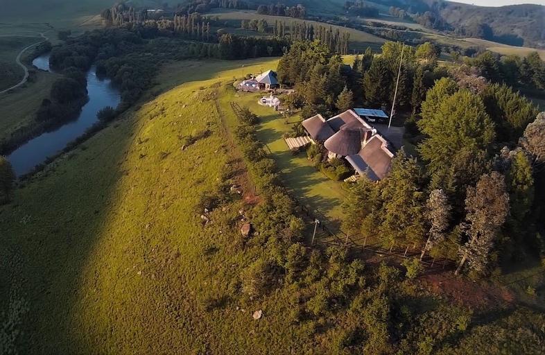 Amazian Mountain River Lodge, Sisonke