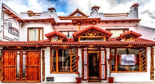 Hostal Huasicama, Latacunga