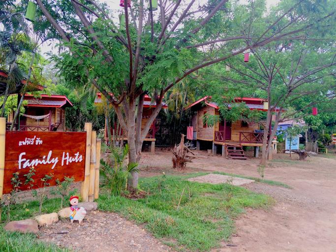 Family Huts, Pai
