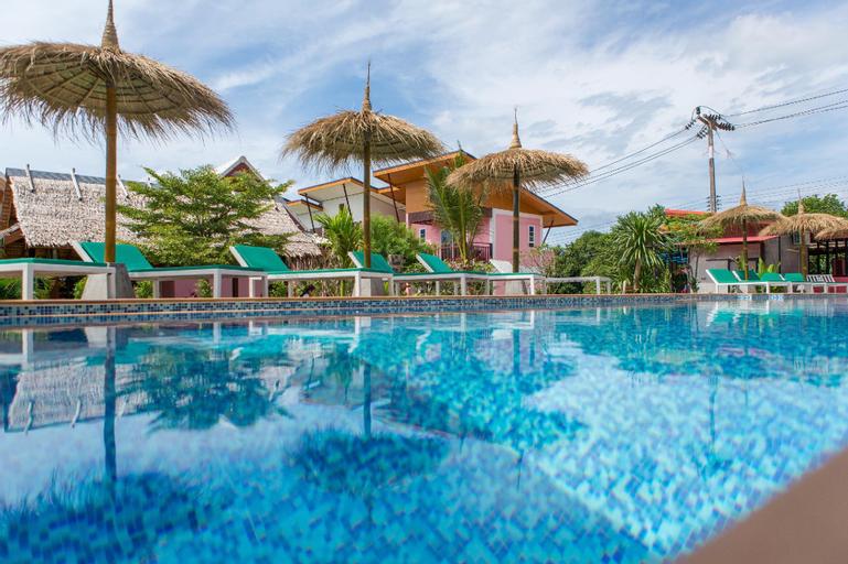 Pinky Bungalows Resort, Ko Lanta
