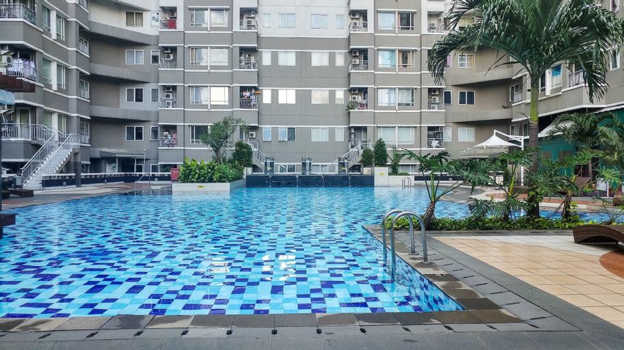 2 Bedrooms Sudirman Park By Travelio, South Jakarta