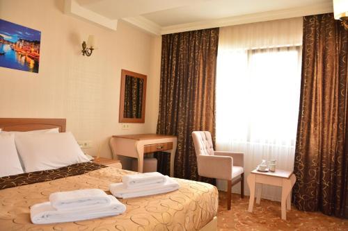 Konur Hotel, Çankaya