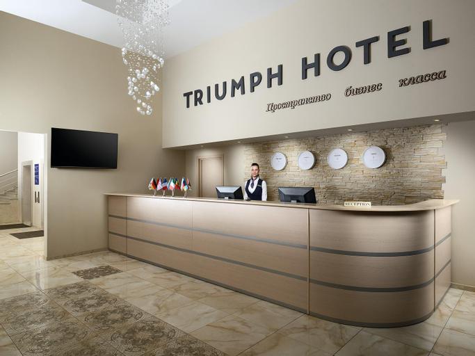 Triumph Hotel, Borovskiy rayon