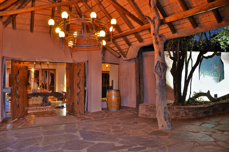 Motswiri Private Safari Lodge, Ngaka Modiri Molema