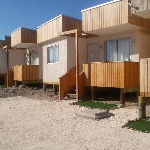 Cabanas Aquila D'Arroscia, Copiapó