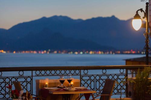 Antalya Inn, Merkez