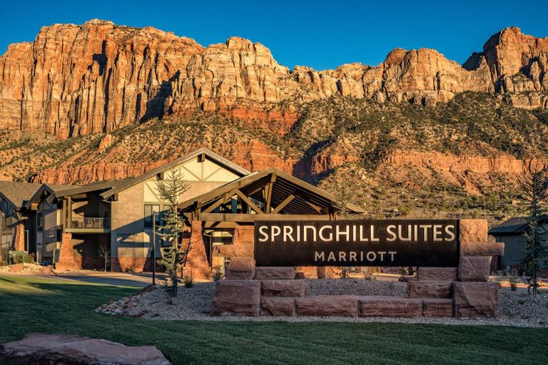 SpringHill Suites Springdale Zion National Park, Washington