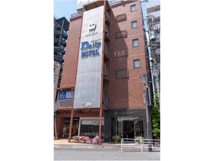 Daily Hotel Niiza ten, Asaka