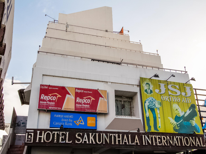SPOT ON 43451 Hotel Sakunthala International, Tirunelveli