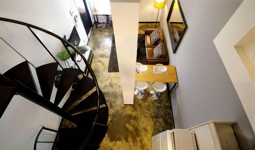 Seoul Loft Apartments / SLA, Jongro
