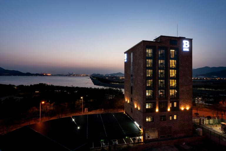 Hotel Brown-dot Sinho Oceanpark, Gangseo