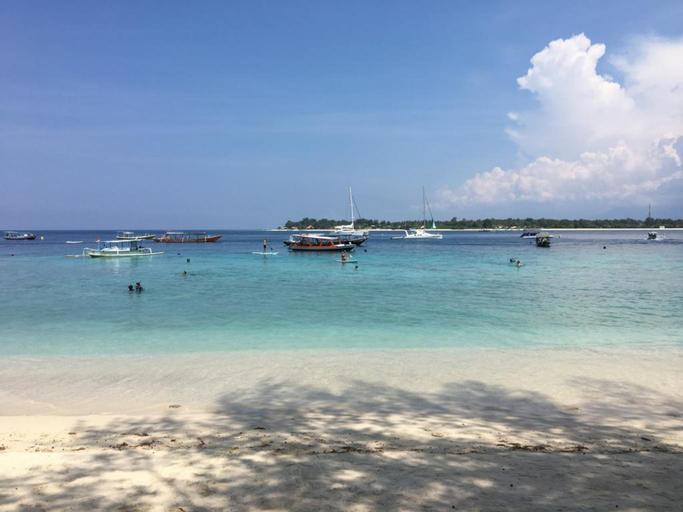 Gili Turtle Beach Resort, Lombok